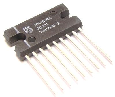 TDA1519A / микросхема.