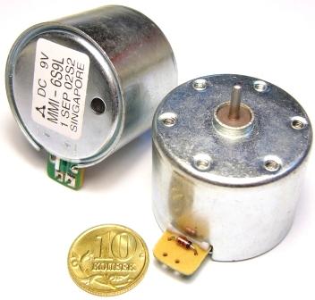 Моторчик 9v mmi-6h9lwsk схема подключения
