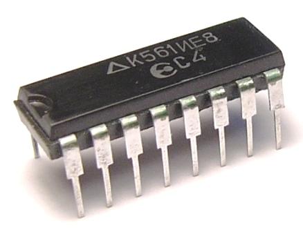 к561ие8 / микросхема.