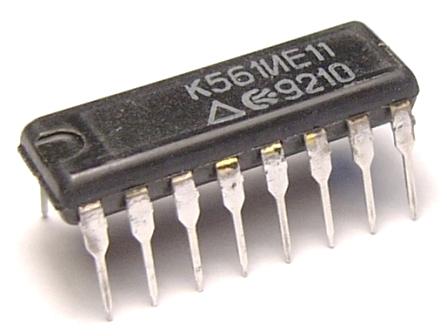 к561ие11 / микросхема.