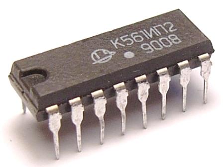 к561ип2 / микросхема.