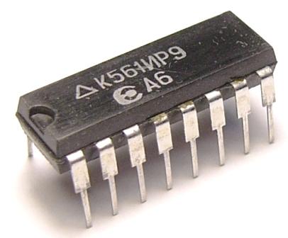 к561ир9 / микросхема.