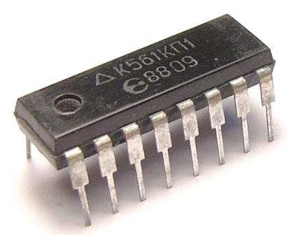 к561кп1 / микросхема.