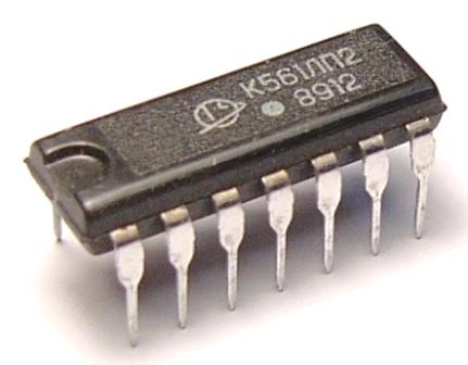 к561лп2 / микросхема.