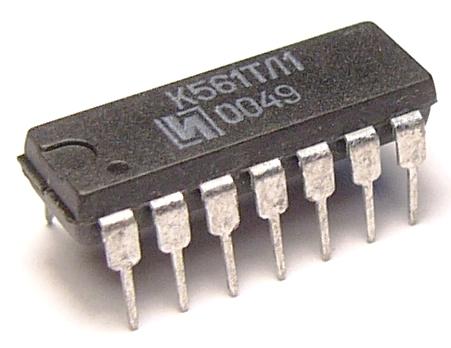 к561тл1 / микросхема.